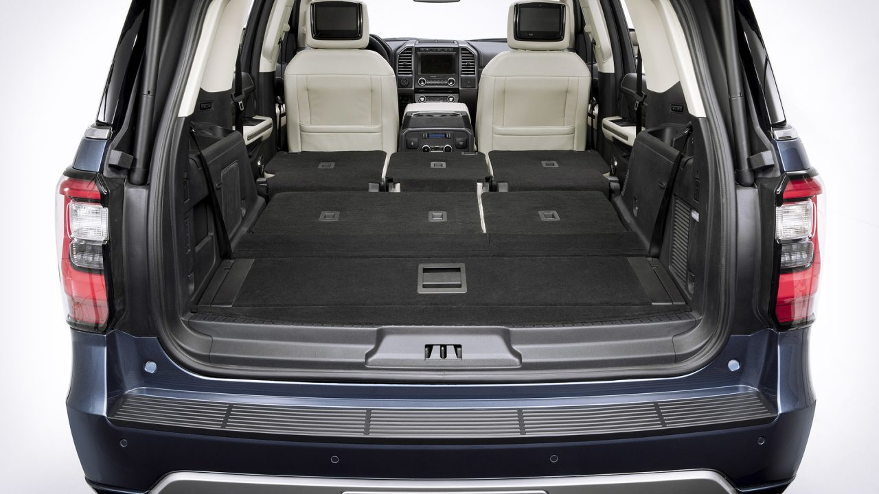 2018 ford expedition revealed up to 136kg lighter - Ford explorer exterior dimensions ...