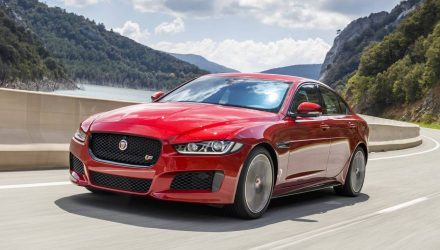 2018 Jaguar XE S gets 280kW tune, new 147kW-184kW 2.0L added