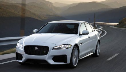 2018 Jaguar XF revealed, gets new 2.0TT diesel option