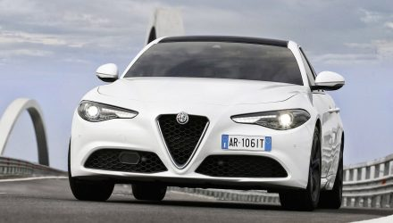 Alfa Romeo Giulia getting coupe version, to debut at Geneva