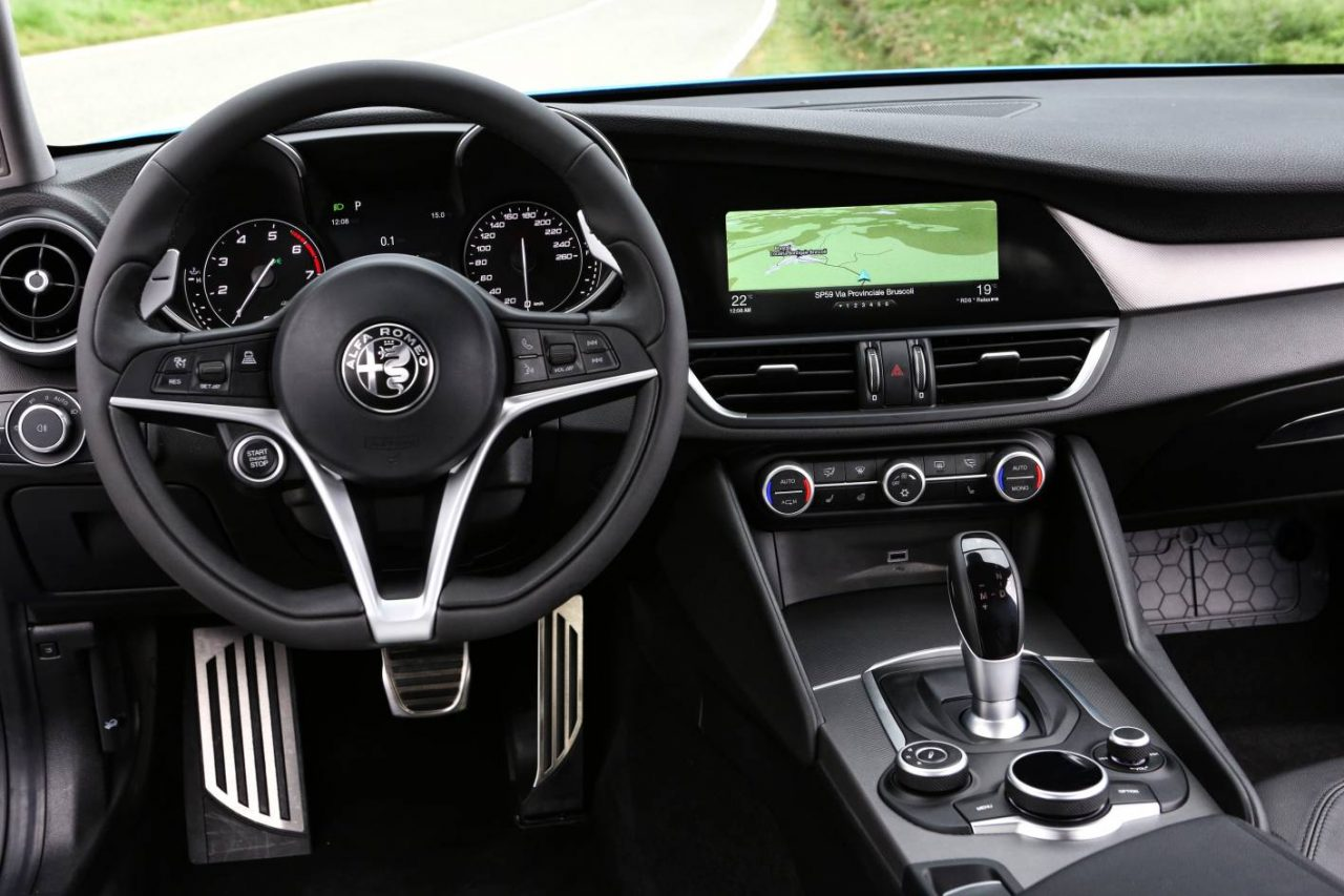 Alfa Romeo Giulia Now On Sale In Australia From 59 895