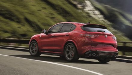 Alfa Romeo Giulia wagon not likely, Stelvio takes its place – report