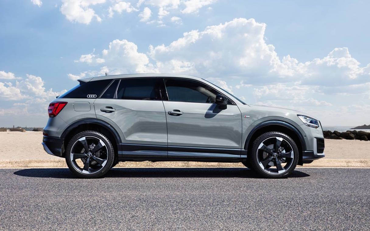all new audi q2 arrives in australia with launch edition performancedrive. Black Bedroom Furniture Sets. Home Design Ideas