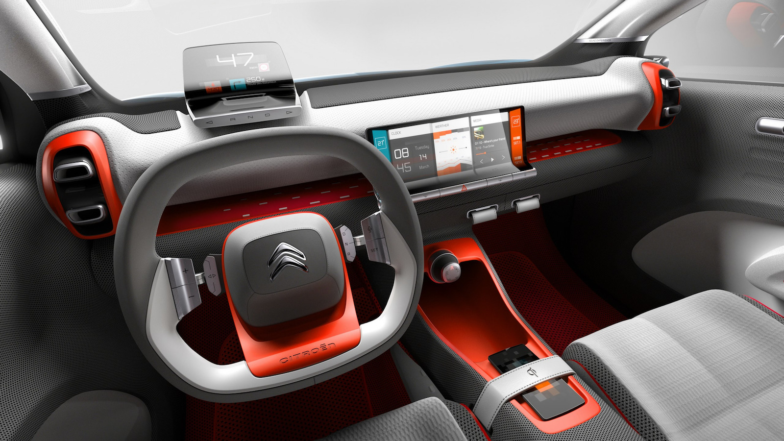 Citroen C3 C-Aircross concept previews new compact SUV