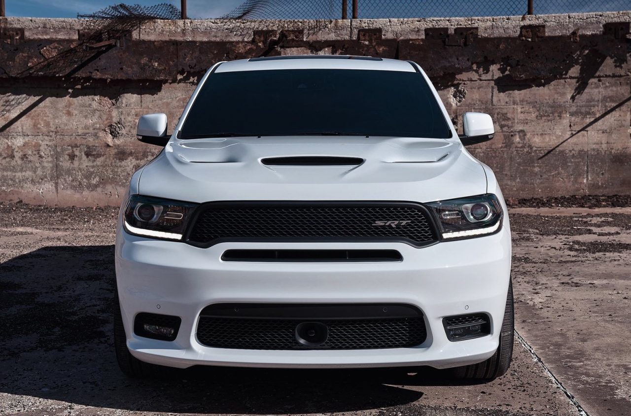 dodge durango srt revealed fastest most powerful 7 seat suv performancedrive. Black Bedroom Furniture Sets. Home Design Ideas