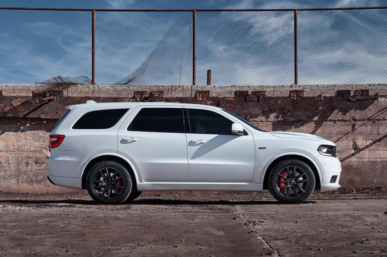 Dodge Journey 20 Inch Rims >> Dodge Durango SRT revealed; fastest, most powerful 7-seat SUV | PerformanceDrive