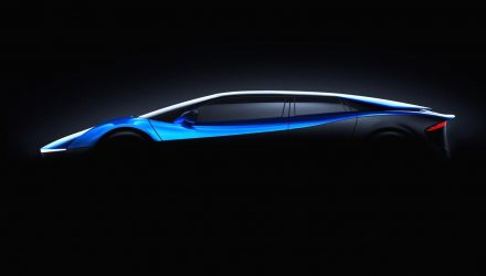 All-new 'Elextra' supercar previewed, 0-100km/h in under 2.3s