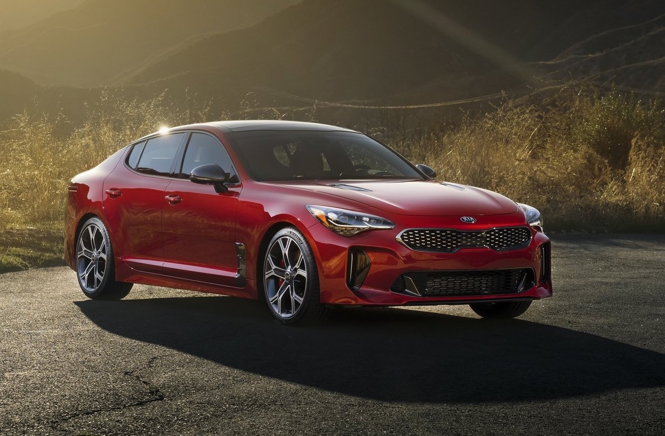 Kia Stinger arrives in Australia third quarter, 3.3TT V6 ...