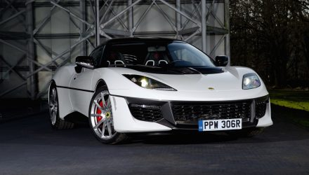 Lotus creates one-off Evora inspired by Esprit S1