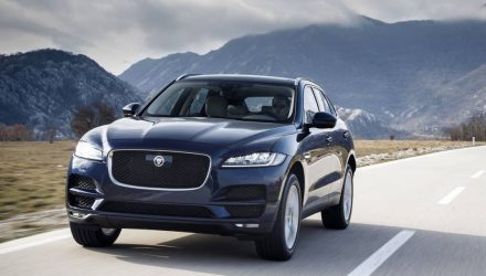 MY2018 Jaguar F-PACE gets new twin-turbo 2.0 diesel, RWD option