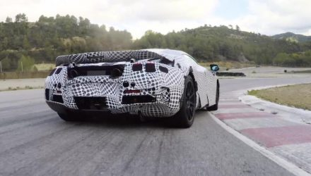 New McLaren Super Series '720' does 0-200km/h in 7.8s