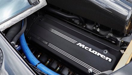 McLaren confirms BMW will help develop its next-gen engines