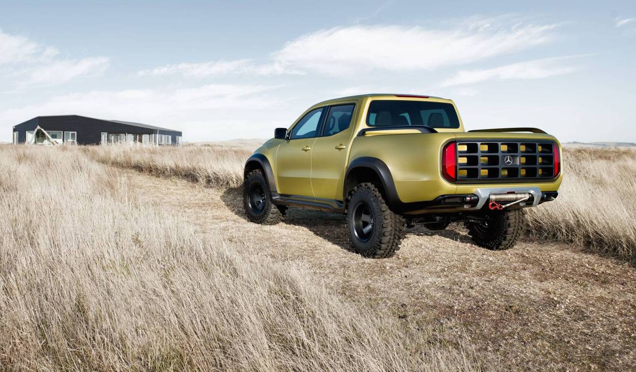 Mercedes benz x class ute in australia for promo dealers for X class mercedes benz price