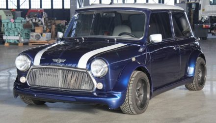 For Sale: Mini Cooper with Honda B16 engine conversion