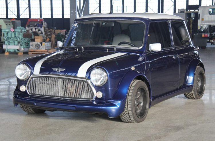 For Sale: Mini Cooper with Honda B16 engine conversion ...