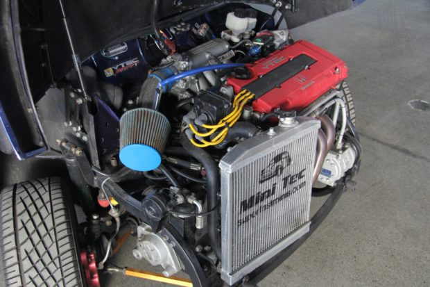 For Sale: Mini Cooper with Honda B16 engine conversion ...