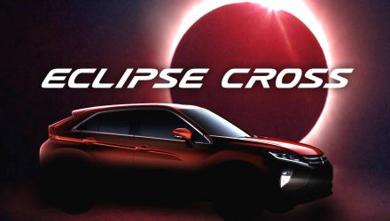 Mitsubishi confirms 'Eclipse Cross' as new compact SUV