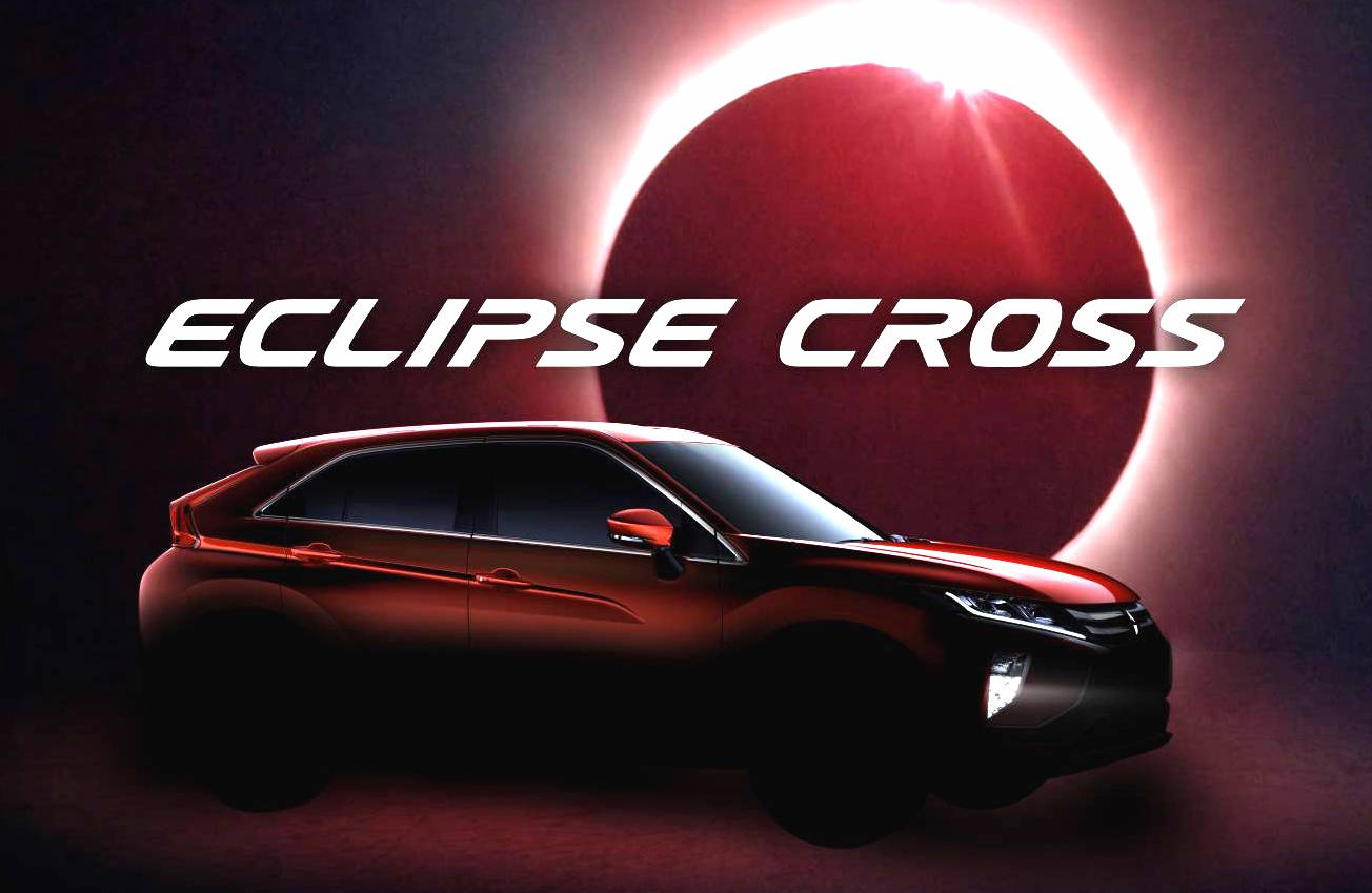 Mitsubishi revives Eclipse name for new compact crossover
