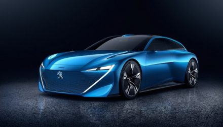 Peugeot Instinct concept leaks online ahead Geneva debut