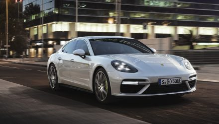 Porsche Panamera Turbo S E-Hybrid is new 500kW flagship