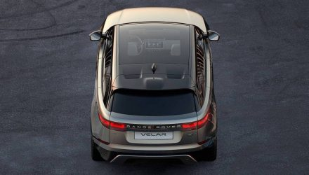 Range Rover Velar confirmed as new coupe-like SUV