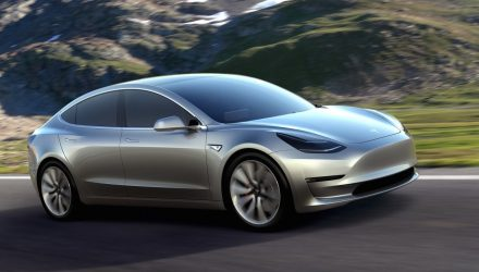Tesla Model 3 pre-production models to roll out Feb. 20