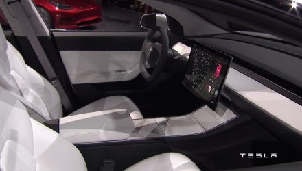 Tesla Model 3 to feature 'Dyson Bladeless'-like climate control?
