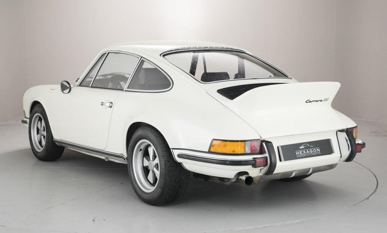for sale mint 1973 porsche 911 carrera 2 7 rs touring performancedrive. Black Bedroom Furniture Sets. Home Design Ideas
