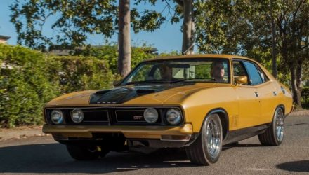 For Sale: Original 1975 Ford XB Falcon GT