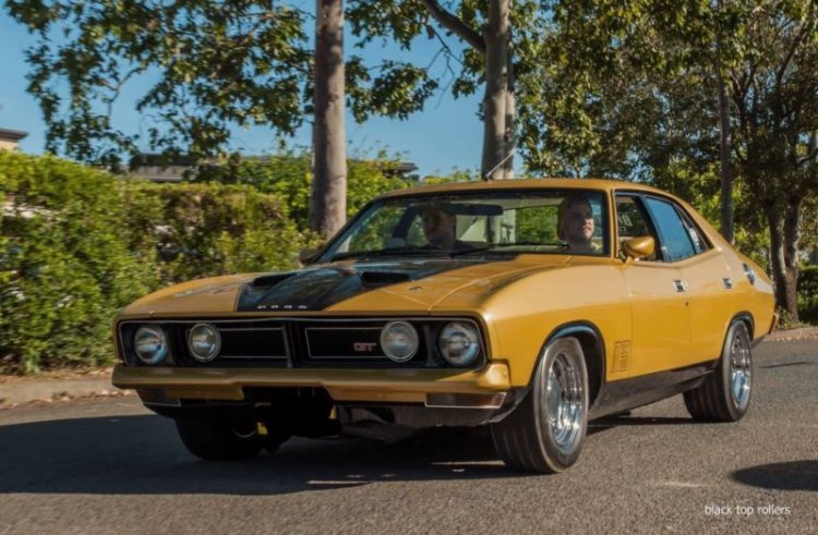 For Sale: Original 1975 Ford XB Falcon GT   PerformanceDrive