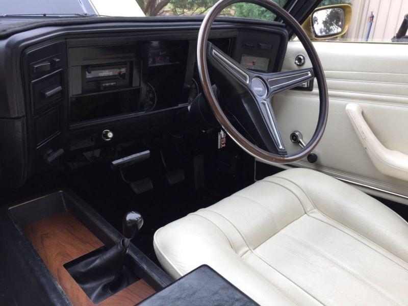 for sale original 1975 ford xb falcon gt performancedrive. Black Bedroom Furniture Sets. Home Design Ideas