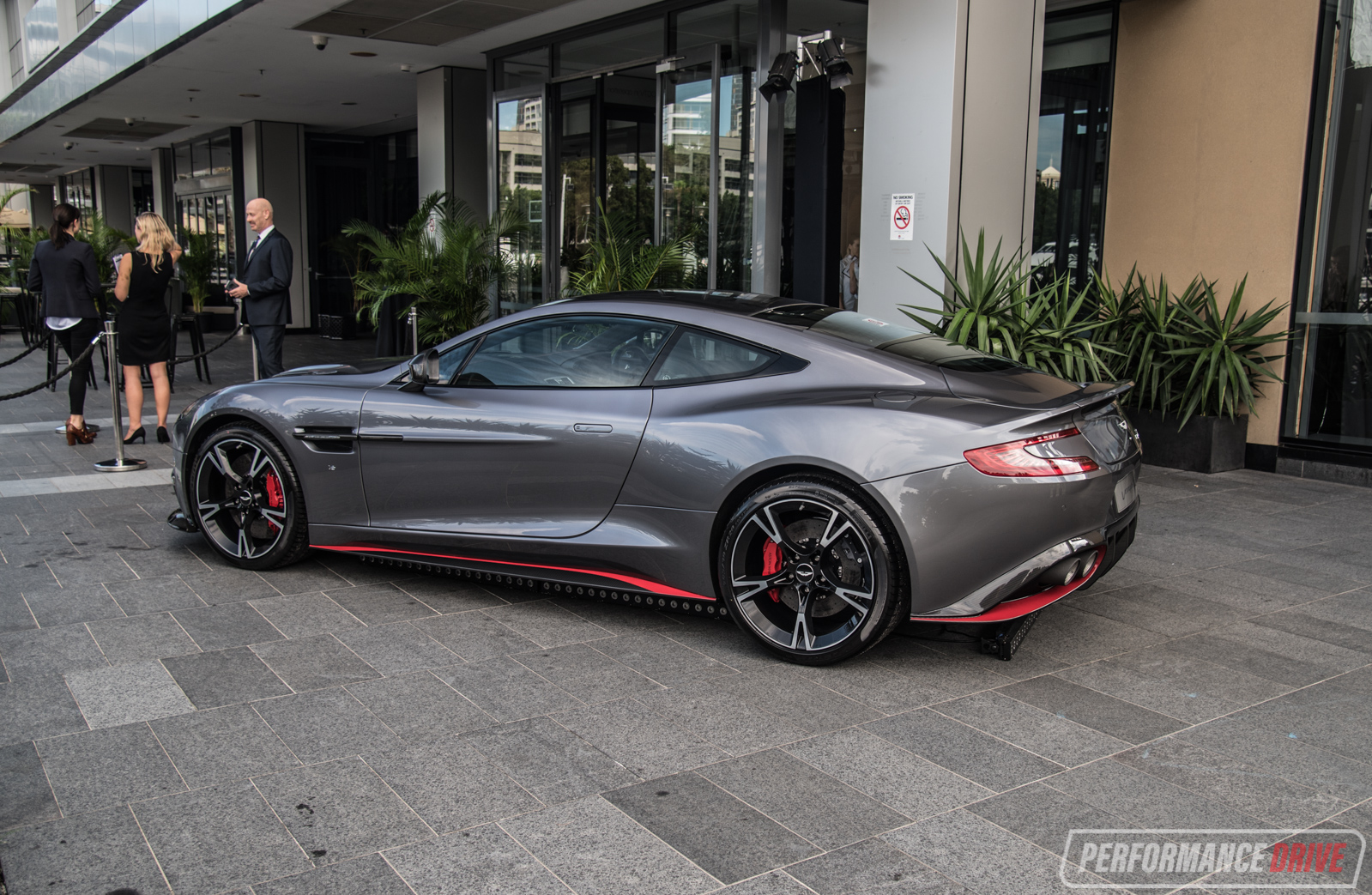 2017 Aston Martin Vanquish S makes Australian debut in ...