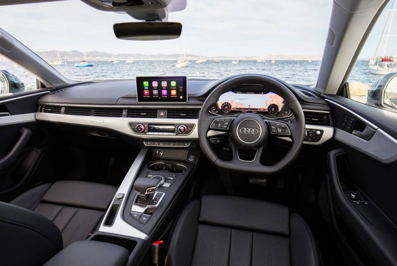 2017 Audi A5 Amp S5 Now On Sale In Australia From 69 900