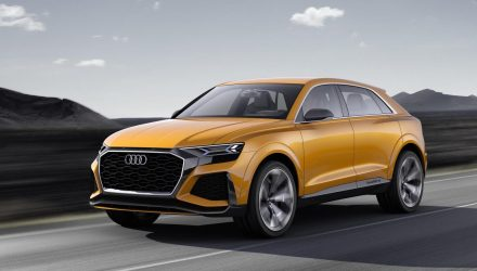 Audi Q8 Sport Concept updated for Geneva motor show