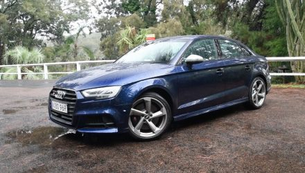 2017 Audi S3 Sedan review – the ultimate wet weather machine? (POV)
