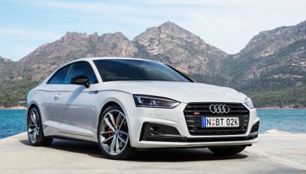 2017 Audi A5 & S5 now on sale in Australia from $69,900