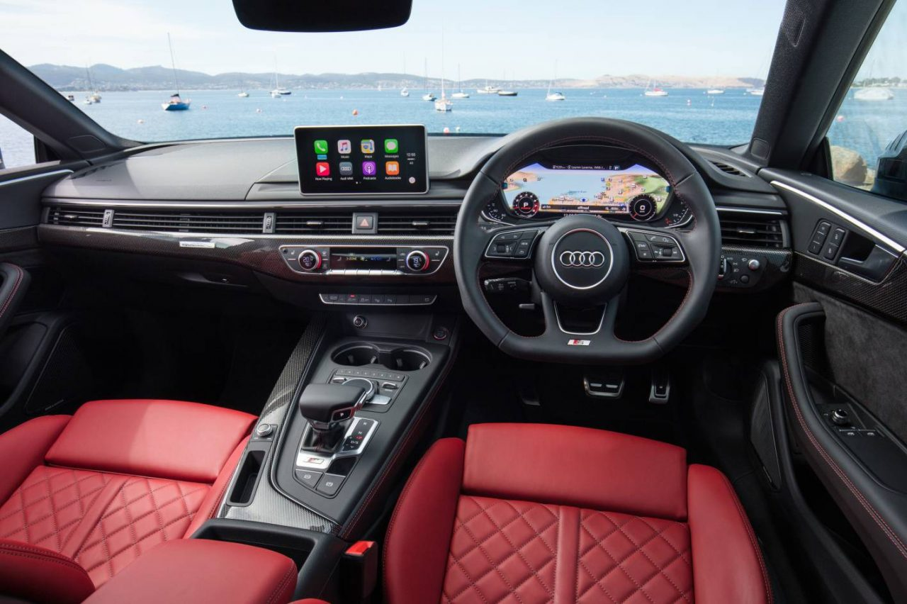 2017 Audi A5 & S5 now on sale in Australia from $69,900 | PerformanceDrive