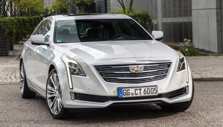 Cadillac a chance for Australia, needs bigger volume for RHD development
