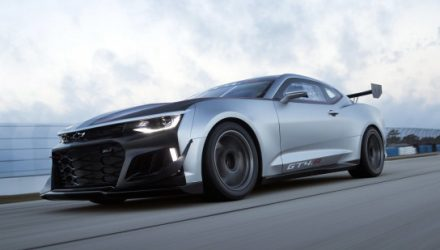Chevrolet announces Camaro GT4.R racer, based on ZL1