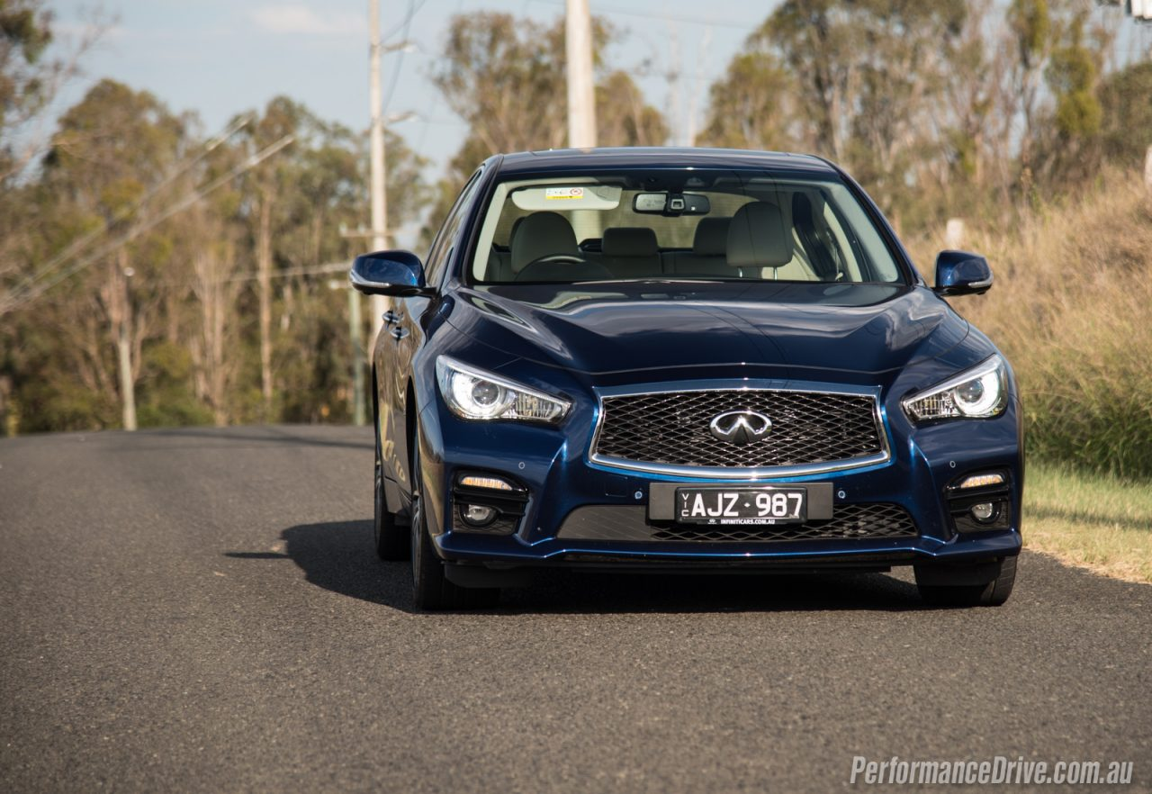 The Turbo Engineers >> 2017 Infiniti Q50 Red Sport 3.0t review (video)   PerformanceDrive