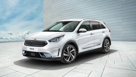 Kia Niro plug-in hybrid revealed with 55km EV range