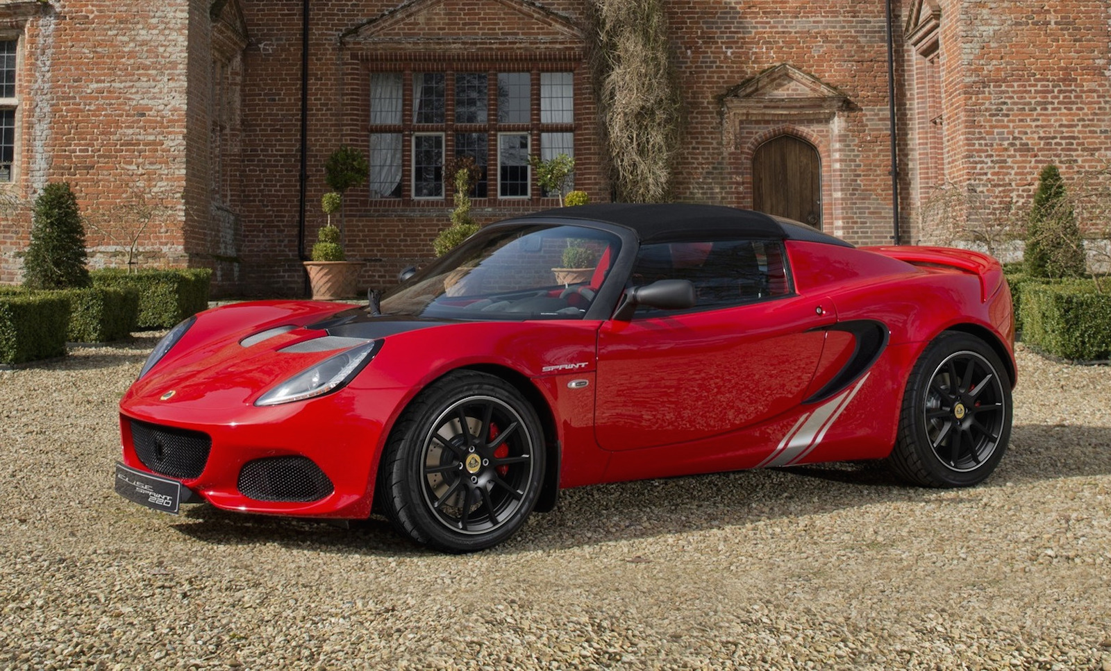 lotus announces elise sprint lightweight edition drops 41kg performancedrive. Black Bedroom Furniture Sets. Home Design Ideas