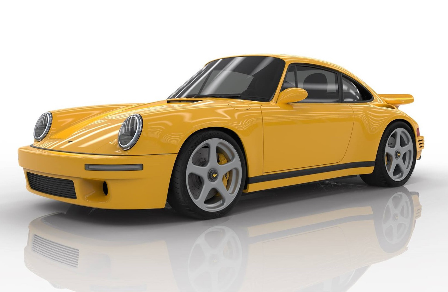 ruf reinvents the ctr yellowbird with 2017 ctr performancedrive. Black Bedroom Furniture Sets. Home Design Ideas