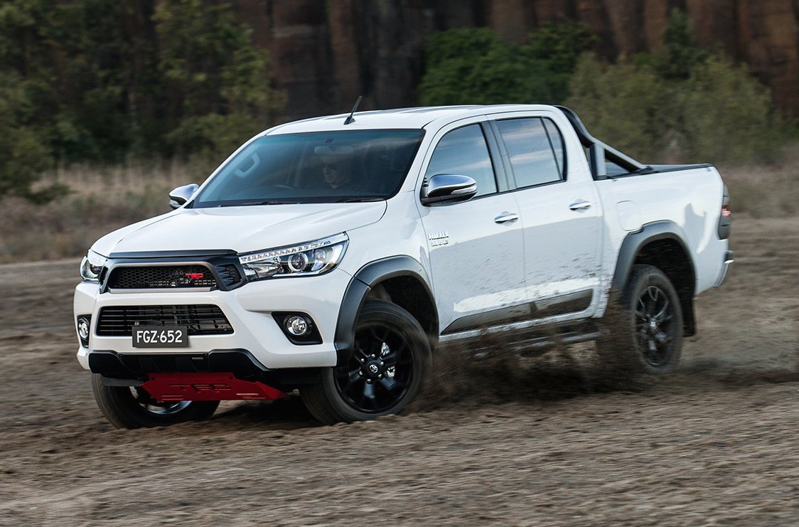 Exclusive Toyota Hilux Rugged Off Road Amp Srx Luxury