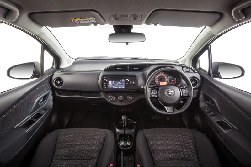 2017 toyota yaris now on sale in australia from 15 290. Black Bedroom Furniture Sets. Home Design Ideas