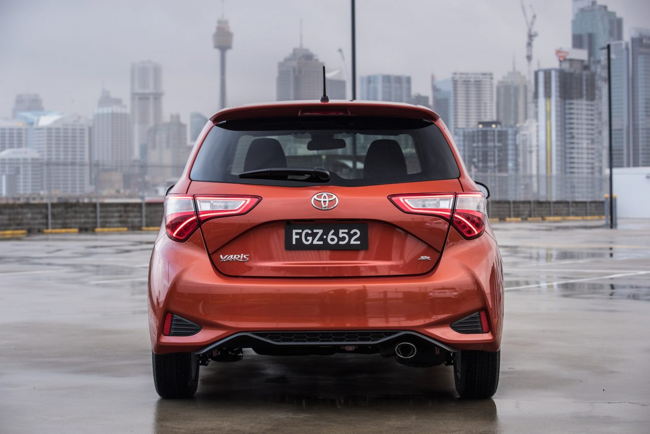 2017 Toyota Yaris now on sale in Australia from $15,290 ...