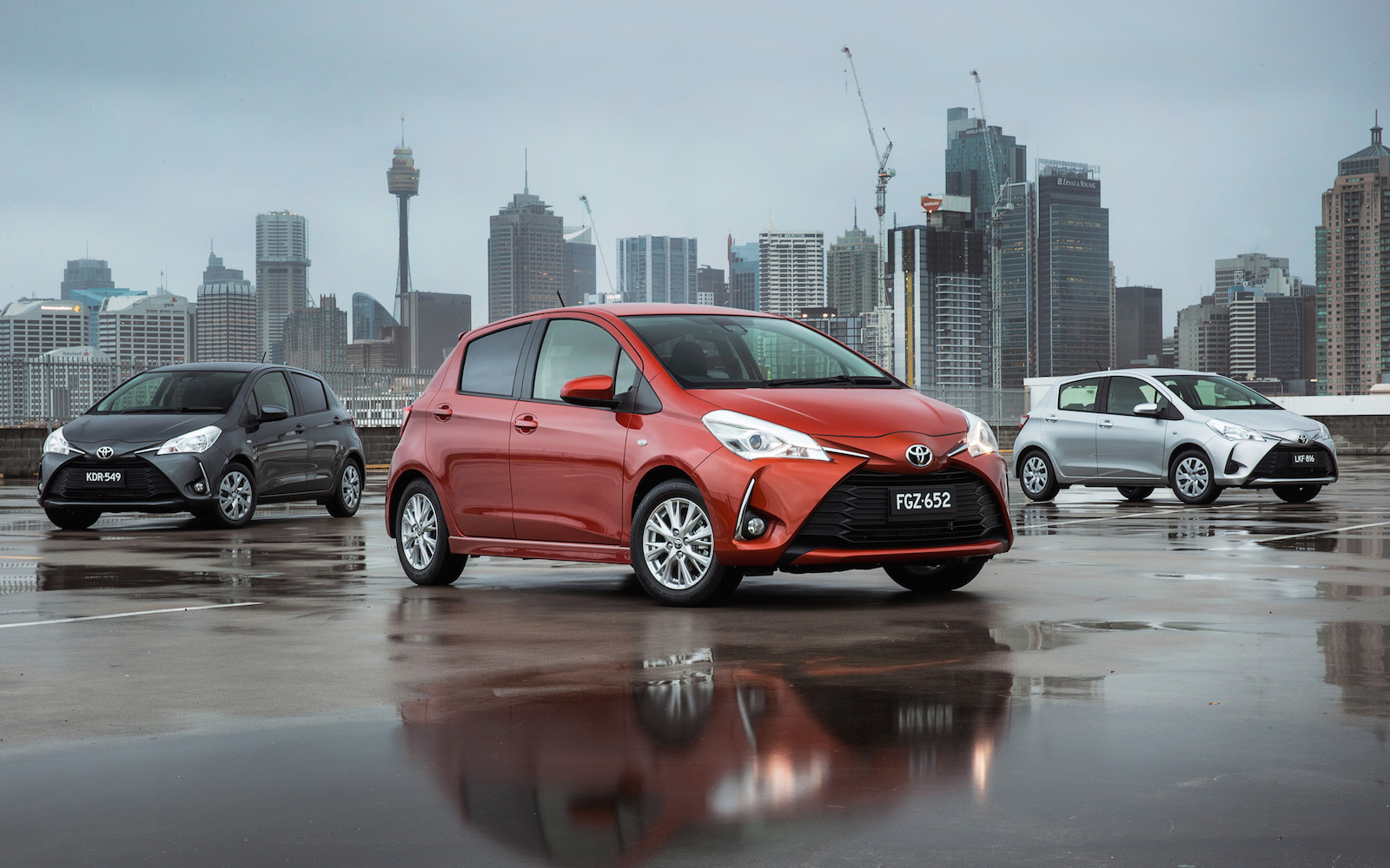 2017 toyota yaris now on sale in australia from 15 290 performancedrive. Black Bedroom Furniture Sets. Home Design Ideas