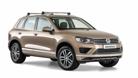 Volkswagen Touareg Adventure edition announced for Australia