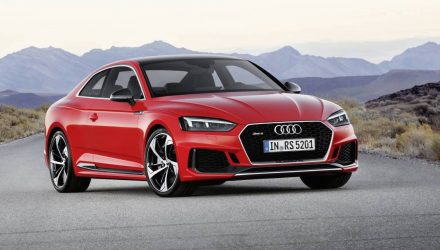 2018 Audi RS 5 debuts with 2.9TT V6, on sale later this year
