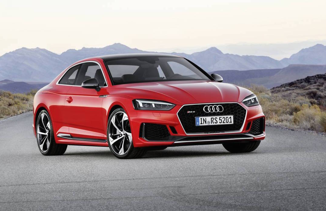 Audi RS Debuts With TT V On Sale Later This Year - Audi car year